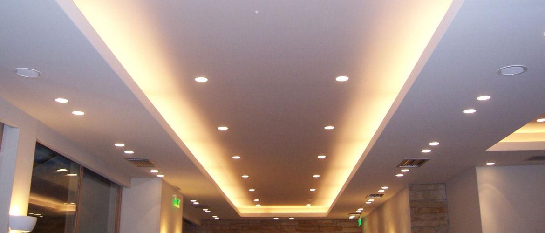 MF Plasterboard Ceilings