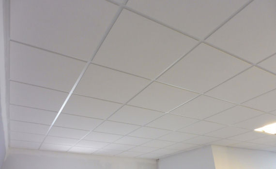 Suspended Ceilings Contractor Manchester | Gridpart Interiors